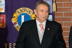 Vicegovernatore Distrettuale Lions Franco Rasi