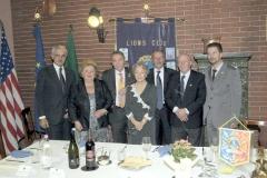 Visita del Governatore: Lions Franco Rasi