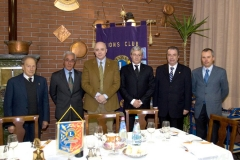 Visita del Vice Governatore Renato Sambugaro
