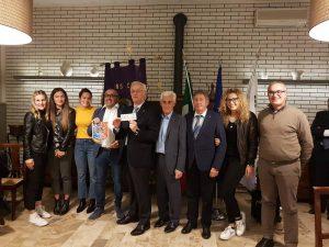 2000€ dal Lions Club Vescovato all'Avis locale