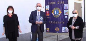 Scolari ancora più bravi grazie al Lions Club Vescovato