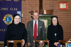 Suor Silvana e Suor Amelia dell'Istituto Suore<br /> Orsoline del Sacro Cuore di Gesù di Asola