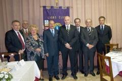 Visita del Governatore Distrettuale Renato Sambugaro