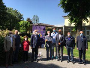"""Grazie al Lions Club Vescovato, musicoterapia alla Fondazione """"Soldi"""""""